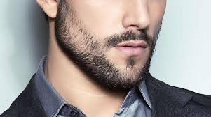 taches chauves barbe